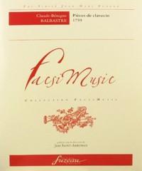 Pièces de clavecin - Premier livre - 1759