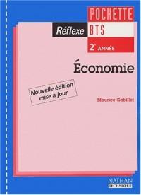 Réflexe : Economie, BTS 2e année (Pochette de l'élève, 1 livret)