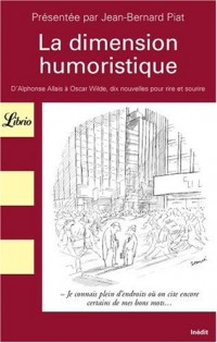 La dimension humoristique