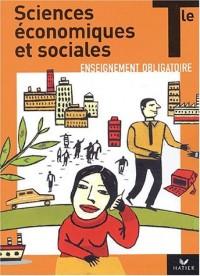 Sciences économiques et sociales obligatoire, terminale : Livre de l'élève