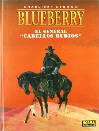 BLUEBERRY 6  EL GENERAL CABELLOS RUBIOS