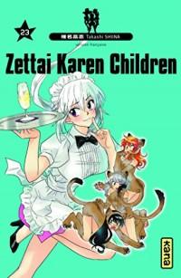 Zettai Karen Children, tome 23