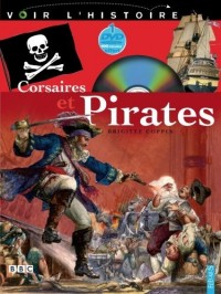 Corsiares et pirates (1DVD)