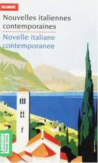 Nouvelles italiennes contemporaines