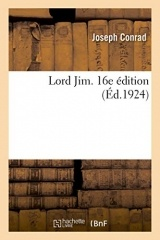 Lord Jim. 16e édition