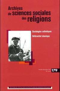 Archives des Sciences Sociales 179