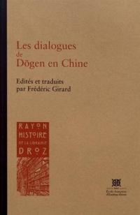 Les dialogues de Dogen en Chine