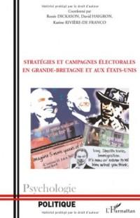 Stratégies et campagnes électorales en Grande-Bretagne et aux Etats-Unis