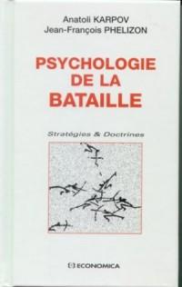 Psychologie de la bataille