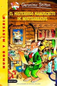 El Misterioso Manuscrito De Nostrarratus / The Mysterious Manuscript of Nostrodameus