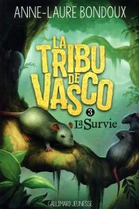La Tribu de Vasco, 3