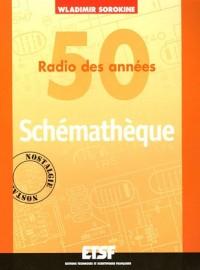 Schémathèque Radio des années 50