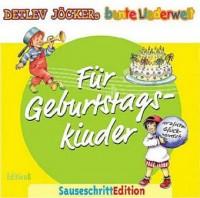 CD Detlev Jöcker - Sauseschritt - Für Geburtstagskinder