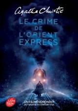 Le crime de l'Orient-Express - Affiche du film en couverture [Poche]