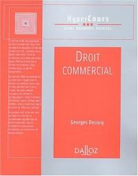 Droit commercial : Hypercours