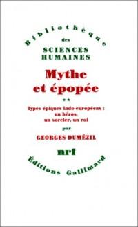 Mythe et Epopée, tome 2