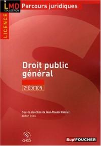 DROIT PUBLIC (Ancienne édition)