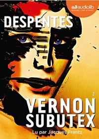 Vernon Subutex 2: Livre audio 1 CD MP3