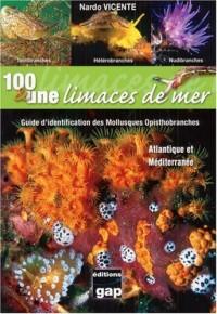 100 et une limaces de mer : Guide d'identification des mollusques opisthobranches d'Atlantique et de méditerranée