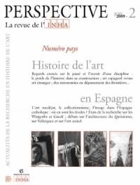 Perspective N 2/2009. Histoire de l art en Espagne