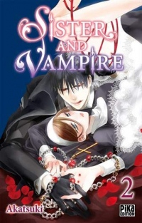 Sister and Vampire T02