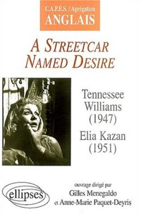 A Steetcar Named Desire, Tenessee Williams