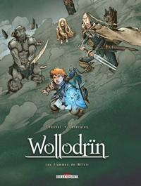 WOLLODRIN 08 - ETUI JAQUETTE T. 7 ET 8