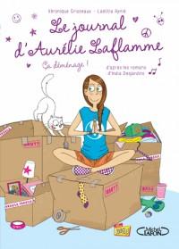 Le Journal d'Aurelie Laflamme T3