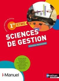 Sciences de Gestion 1e Stmg (Questions de Gestion) Licence Numerique Eleve I-Manuel+Ouvrage Papier