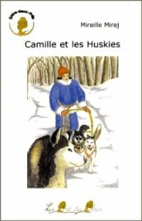 Camille et les Huskies