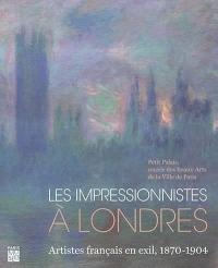 Les Impressionnistes a Londres
