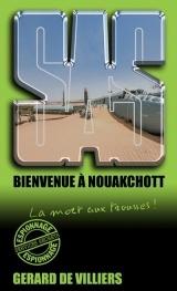 SAS 187 Bienvenue à Nouakchott [Poche]