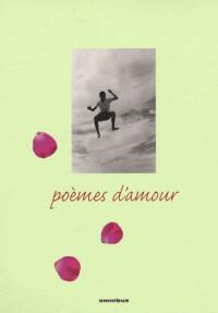 Cent poèmes Coffret en 2 volumes : Les cent poèmes du bonheur ; Cent poèmes d'amour pour un siècle nouveau