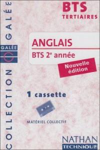 Galée : Anglais, BTS Tertiaires 2e année (cassette audio)