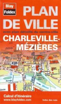 Plan de Charleville-Mézières