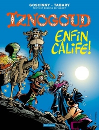 Iznogoud, Tome 20 : Enfin calife