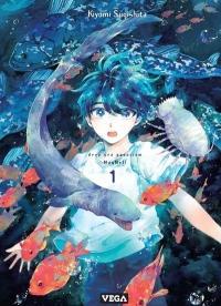 Deep sea aquarium Magmell - tome 1 (1)