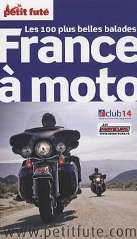 Le Petit Futé France à moto