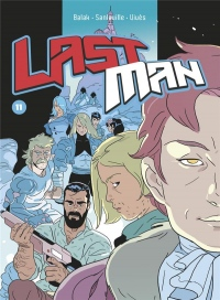 Lastman, Tome 11