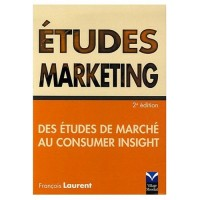 Etudes Marketing 2 ed.pour un Euro de +
