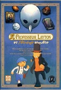 Professeur Layton et l'étrange enquète tome 1