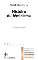 Histoire du féminisme [Poche]
