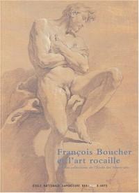 François Boucher et l'art rocaille dans les collections de l'Ecole des beaux-arts