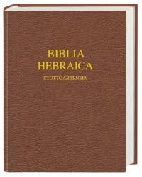 Biblia Hebraica Stuttgartensia, Schreibrandausgabe