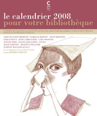 Le Calendrier 2008 pour Votre Bibliotheque en Bande Dessinée