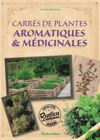 Mon carré de plantes aromatiques et médicinales