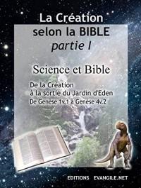 La création selon la Bible