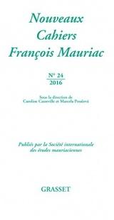 Nouveaux cahiers François Mauriac nº24