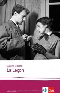 La Leçon: Drame comique. Lektüren Französisch