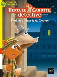 Panique au musée du Louvre